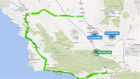 california map hwy 5 map of california highway 5 wall hd 2018