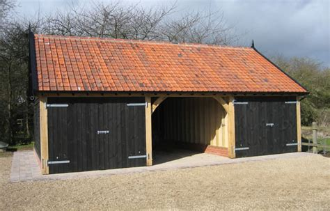 Reydon Garage Services by Garage And Cartlodge Construction Classic Suffolk