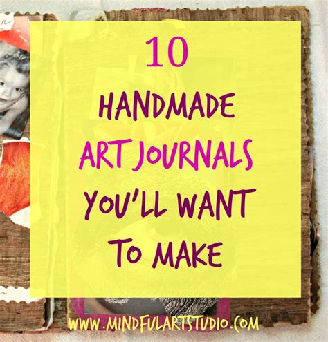 Handmade Journal Ideas - 25 best ideas about handmade journals on