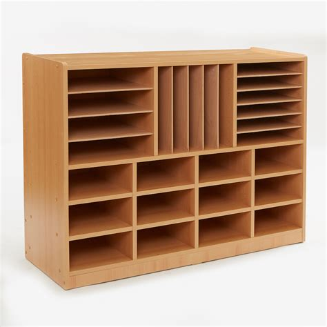 Storage Units by Buy Open Storage Unit With Mixed Size Compartments Tts