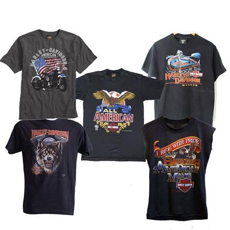 Tshirt Hurley Davidson vintage harley davidson t shirts dust factory vintage