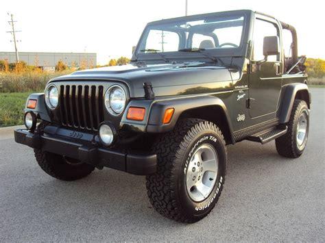 Used 1998 Jeep Wrangler Highland Motors Chicago Schaumburg Il Used Cars