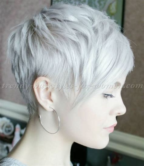 blonde hairstyles for short to long blonde haircuts pixie haircut platinum blonde pixie hairstyle trendy