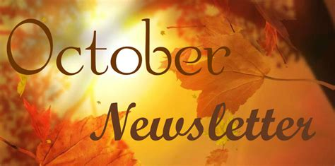 5 New Opening On October 16 by October Newsletter Baptist Church Pea Ridge