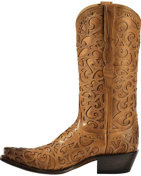 Lucchese Handmade Boots - lucchese handmade 1883 s boots snip