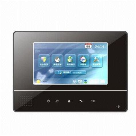 tcp ip home automation intercom system with snapshot