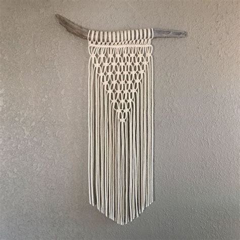 Diy Macramé Mural by 25 Best Ideas About Macrame Wall Hangings On