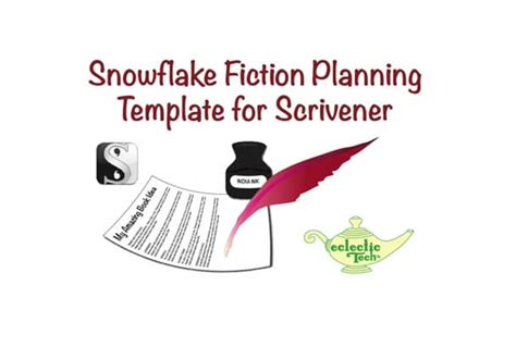 snowflake method template provide a snowflake method scrivener template by eclectictllc