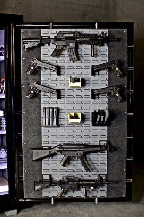 gun safe options interiors  sportsman steel safes