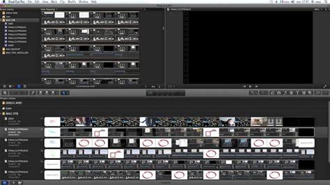final cut pro time lapse final cut pro x 6 time lapse come importare una
