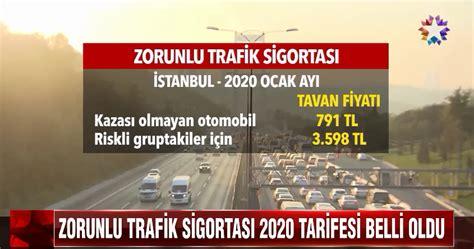 yili zorunlu trafik sigortasi fiyatlari cepleri
