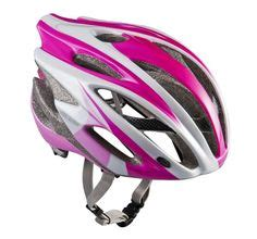 Helm Sepeda Road Bike groove ii womens helmet white purple mat 2012 gt just when i was about to pin it