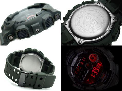 Gshock Gd 100ms Original jual g shock gd 100ms baru jam tangan terbaru murah