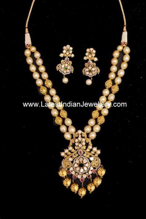pearl bead jewelry designs 17 best images about jewellery on gold