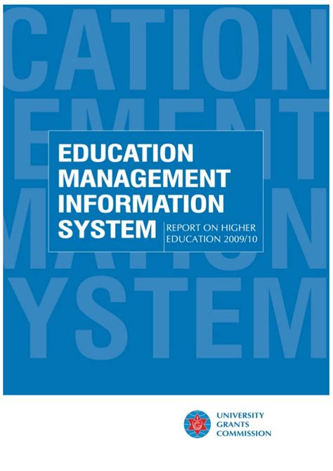 Thesis On Education Management Information System   education management information system nepal