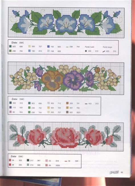 cenefas punto de para toallas para toallas tomado de http www imagui a cenefas