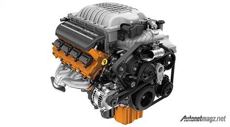 Mesin V8 Mesin Dodge Hellcat V8 Supercharger Hemi