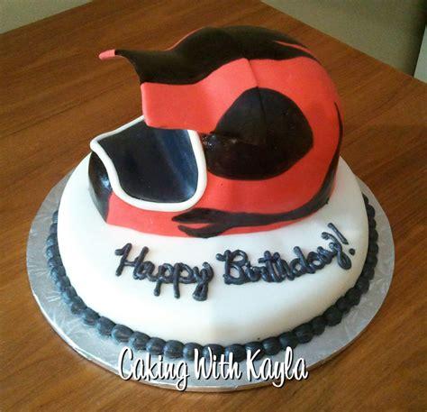 motocross helmet cake motocross helmet cake cakecentral com