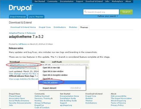 drupal themes layout drupal themes layouts learn drupal