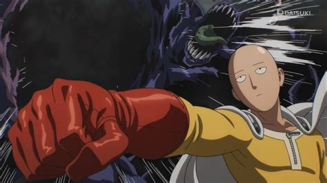 anime one punch man saitama saitama punches daily anime art