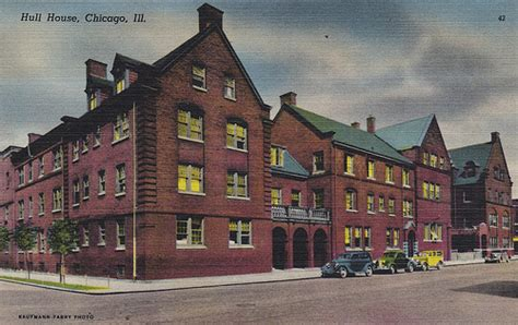 Hull House Chicago by Hull House Chicago Ill Flickr Photo