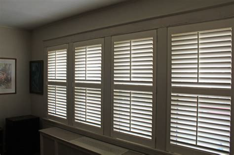 40s Home Decor by 40s Chicago Bungalow Plantation Shutters Craftsman
