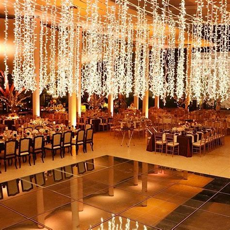 Floor Decorations by Best 25 Wedding Lighting Ideas On Outdoor