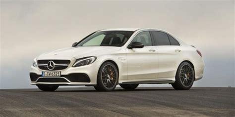 Vw Caddy Tieferlegung Ab Werk by Das Neue Quot Hohe Quot C Ist Da Mercedes C 63 Amg S Modell
