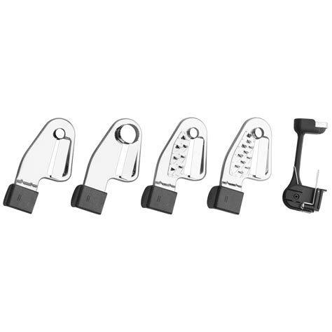 Kitchenaid Spiralizer Thin Blade Set Kitchenaid Ksm1apc Spiralizer Attachment With Peel
