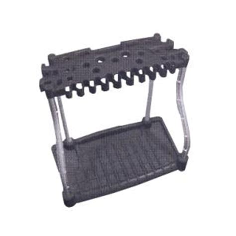 Rubbermaid Organizer Rack by Rubbermaid Handled Tools Storage Rack Home Hardware