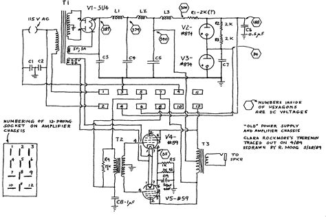 theremin world schematics