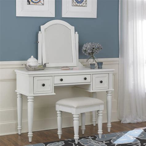 white vanities for bedrooms home decorators collection lorraine bedroom vanity set in