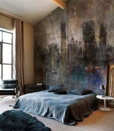 cool bedroom walls bedroom wall murals in 25 aesthetic bedroom designs rilane
