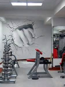 Home Gym Wall Decor by Home Gyms On Pinterest Pull Up Bar Gym Equipment And Gym