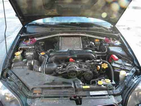 2005 Legacy Gt Engine by Buy Used 2005 Legacy Gt Limited Auto Leather Loaded New