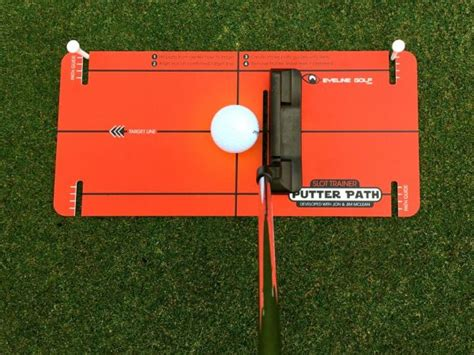 jim mclean slot swing eyeline golf slot trainer free express shipping aus
