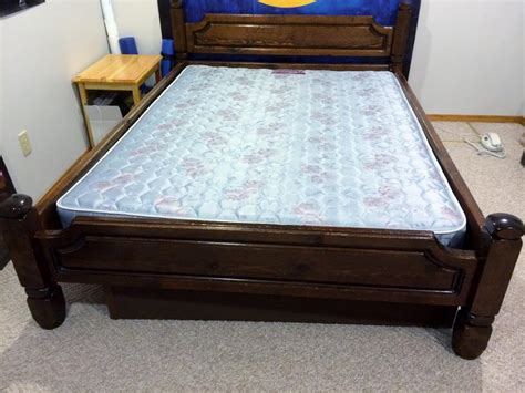 water bed frame regular mattress in waterbed frame bedroom regular