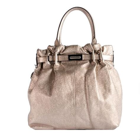 Lanvin Metallic Kentucky Tote by Lanvin Metallic Kentucky Tote