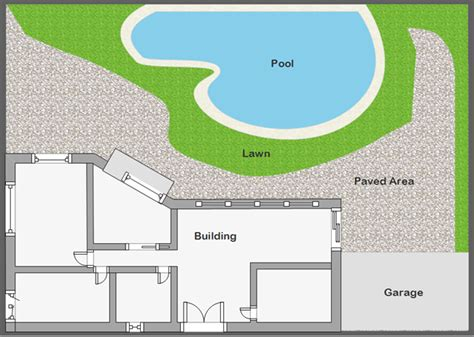 draw landscape plan how to draw a landscape plan
