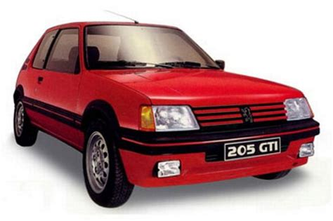 peugeot gti 1980 six classic hatches from the 1980s that are still