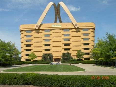 longaberger building longaberger basket office building ohio architecture