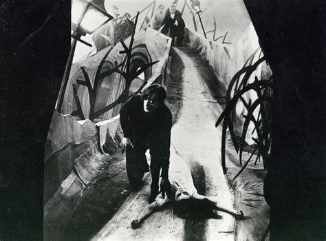 Cabinet Du Docteur Caligari by The Cabinet Of Dr Caligari Celebrates Theatrical
