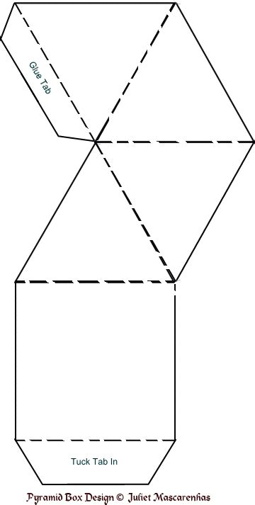 foldable pyramid template free square based pyramid net coloring pages