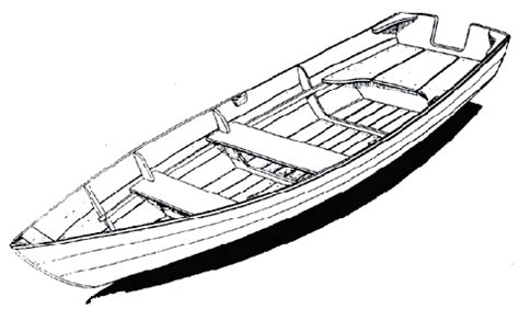 boat drawing lines drawing boat clipart best