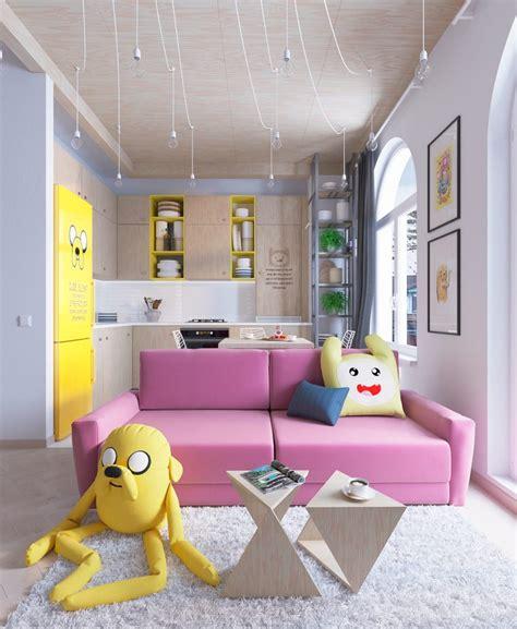 bright homes   styles pop art scandinavian