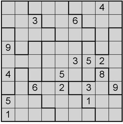 printable japanese puzzle sudoku free printable