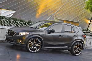 Cx5 Madza Custom Mazda Cx 5 Unveiled At Sema 2012 Forcegt