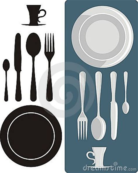 dining utensils royalty free stock image image 13745386