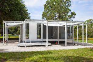 Guest Houses replica of paul rudolph s iconic 1952 beach cottage ready