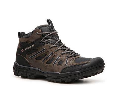 skechers hiking shoes womens skechers transport hiking boot dsw